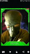 Star Wars Card Trader Sbr Low Cc Shop 5 Topps Classic Green Chachi Variant