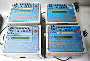 Lot Of 8 Fluke Dni Nevada Medtester 5000 Automated Electrical Safety Analyzers