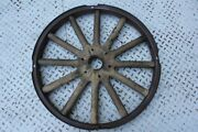 Chevrolet 490 Superior Wood Spoke Wheel 23 Rim 1921 1922 1923 1924 513
