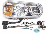Buyers Universal Snow Plow Light Right Passenger Side Hardware Pigtail 1311100-2