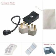 England U.k. Travel Adapters Surge Protection Power Strip Kit | Going In Style