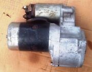 Nissan Ld20-t Ld20ii-t Starter Fr And Ff Genuine Part Number 2330005e10 Used