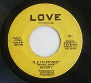 Private Garage Country Rock Band Hikory P.s. Iand039m Stoned Psych Title Love Records