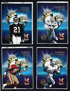 1994-95 Stadium Club Ring Leaders M.o. Oversized Foil Proof Pick Card / Player
