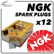 12x Ngk Spark Plugs Part Number Br2-lm Stock No. 5798 New Genuine Ngk Sparkplugs