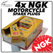 4x Ngk Spark Plugs For Yamaha 1300cc Xjr1300/sp 99- No.4929