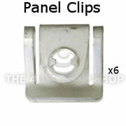 Panel Clips Cowling Volkswagen Polo/scirocco/tiguan Etc Part 11074vw Pack Of 6