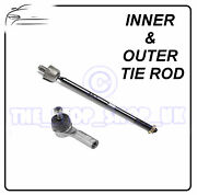 Vauxhall Astra J And Gtc Inner And Outer Tie Rod End Steering Track Rod
