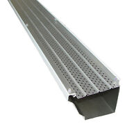 Flexxpoint 30 Year Gutter Cover System- Matte Commercial 6 Gutter Guards 1020and039