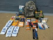 Emergency Survival Disaster Preparedness Bail-out-bag 72+hr. Camping Pack...