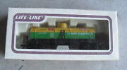 Vintage Ho Scale Life Like Dupont Chemicals Tank Car In Box