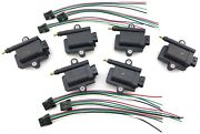 6 Ignition Coils For Marine W/ Harness 3008m0077471 Mercury Optimax 339879984t00