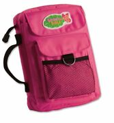 Adventure Bible And Book Cover Pink Medium By Zondervan Brand New