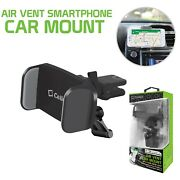Premium Air Vent Smartphone Car Mount With 360 Degree Rotation And Tightening Knob