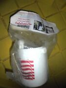 Coolie Caddie Hanging Cup Holder Boat Marine Rv 7/811 1/8 Rail Fitting