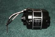 New Alphasew Motor For Singer 221 And 222 Featherweight Sewing Machines W/pulley