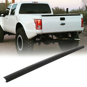 For 99-07 Ford F250 F350 Super Duty Tailgate Molding Spoiler Protector Cover Cap