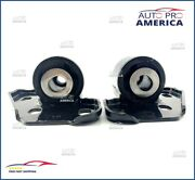 2 New Front Lower Left And Lower Right Rear Ford Control Arm Bushings 2003-2004