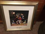 Roy Disney And Friends Hand-painted Limited Edition Signed Cel 31/300 By Wdac
