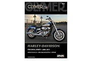 Clymer Repair Manual For 2006-2011 Fxd For Harley-davidson