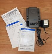 Bellsouth 2016 Digital Remote Answering Machine 4 Mailbox W/ A/c Power Supply