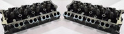 New 6.0l Ford Powerstroke Diesel Cylinder Heads 03-07 No Core Charge 18mm 20mm