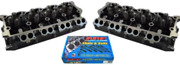 New 03-07 6.0l Ford Powerstroke Cylinder Heads No Core Charge Arp Stud Kit
