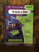 Leap Frog Quantum Pad The Knight At Dawn Magic Tree House 2 Childrens Reading