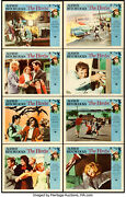Movie Posters The Birds 1963 Lobby Card Set Of 8 11x14 Vf 8 Tippi Hedren