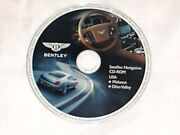 04 05 06 Bentley Continental Gt Navigation Nav Disc Cd Midwest Ohio Valley Oh