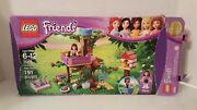 Lego Friends Olivia's Tree House 3065 -100 Complete