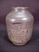 F. CARLTON BALL POTTERY VASE EXCELLENT CONDITION