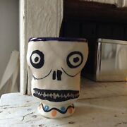 Michael Corney Porcelain Studio Art Pottery Ceramic Mug or Cup
