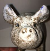 McCarty Pottery Hog, New