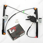 Complete Electric Window Regulator Front Right For Vw Vento