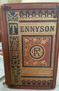 Andnbspalfred Tennyson Complete Poetical Works Illustrated George Routledge And Sons