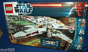 Lego 9493 Star Wars - X-wing Starfighter Retired New In Box Sealed