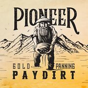 Pioneer Rich Gold Panning Paydirt Nuggets Sluicing Concentrates Eureka