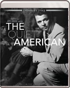Quiet American, The Blu-ray - Twilight Time - Limited Edition - Brand New