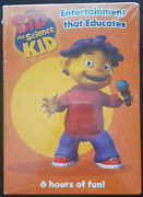 Sid The Science Kid Change Happens/the Bug Club/feeling Good Inside And Out Dvd