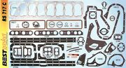 Packard 1940 -1950 356 C.i. Straight 8 Complete Engine Gasket Set Made In Usa