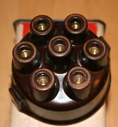 Delco Remy Distributor Cap D-319 Screw In Terminals New Old Stock