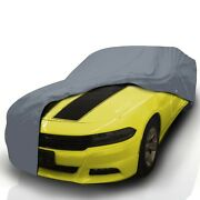 [cct] 5 Layer Semi-custom Fit Full Car Cover For Dodge Charger 2011-2022