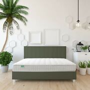100 Organic Natural Coconut Coir Extra Firm 6 Cambay Bed Mattress