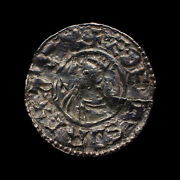 Viking Traded Hammered Silver Penny Aethelred 979-985 Winchester Cynna Very Rare