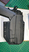 Fits A Springfield Xdm 40 4.25 Kydex Holster Black, Od, Or Coyote