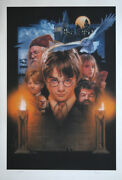 Harry Potter And The Sorcererand039s Stone Limited Edition Giclee By Drew Struzan