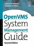 Openvms System Management Guide By Lawrence Baldwin, Steve Hoffman, David Mi...