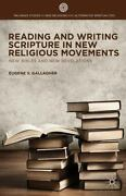 Reading And Writing Scripture In New Religious Movements New Bibles And New ...