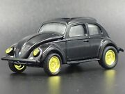 1953 53 Vw Volkswagen Beetle Bug Rare 164 Scale Collectible Diecast Model Car